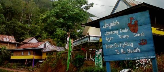 Desa Tanpa Asap Rokok di Sulawesi Selatan