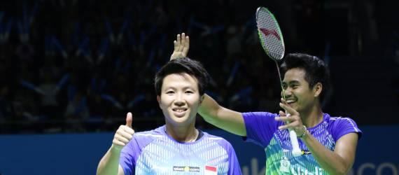 Tontowi Dan Liliyana Juarai Indonesia Open 2018
