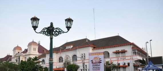 Mengunjungi Tugu Tapal Batas Yogyakarta – Surakarta