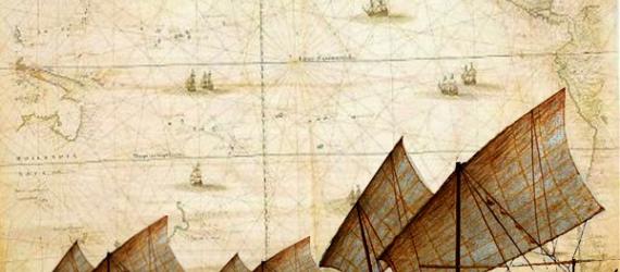 Kapal Besar Nusantara, Jauh Sebelum Cheng Ho dan Columbus