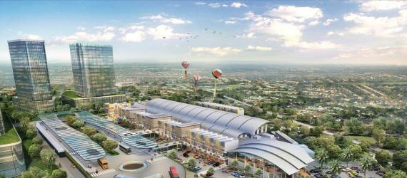 Konsep Intermoda, Stasiun Ini Jadi Megah dan Futuristik seperti Bandara Internasional