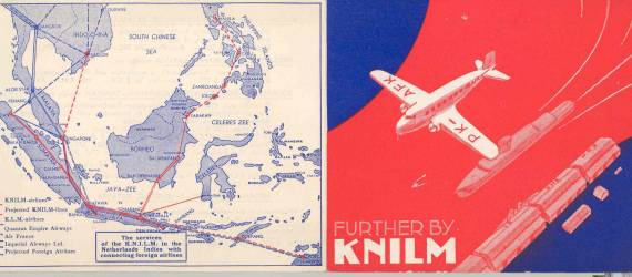 Tahun 1930, Harga Tiket Pesawat Domestik Belasan Juta Rupiah