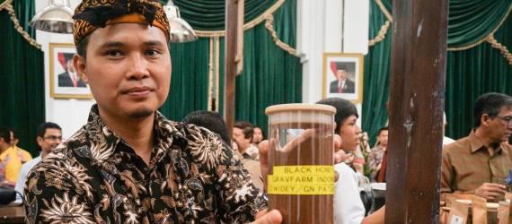 Bandung Sambut Delegasi Bali Demokrasi Forum 2017 Dengan Kopi Terbaik Dunia