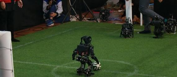 Kontes Robot Nasional, 48 Perguruan Tinggi Bersaing. Ini Juara Umumnya
