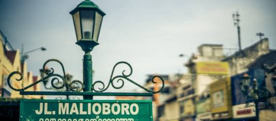 Malioboro Jogja yang Terkenang Sepanjang Masa