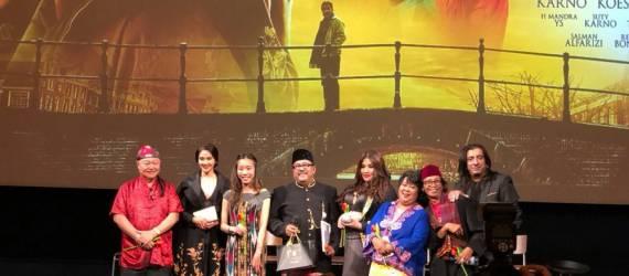 Pukau Masyarakat Belanda, Penayangan Perdana 'Sie Doel The Movie' Membludak