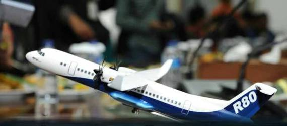 Terbang Perdana Tahun 2022, Pesawat R80 Karya Habibie Berharga Lebih Murah