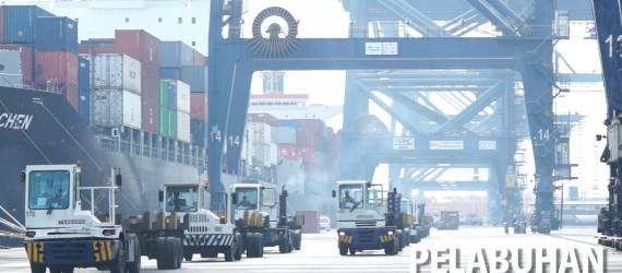 Kini Ekspor Impor RI Cukup Lewat Pelabuhan Priok