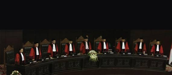 Indonesia Negara Pertama Abad-21 yang Punya Mahkamah Konstitusi
