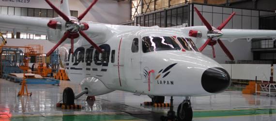 Pesawat Buatan Indonesia Laris Manis di Singapura