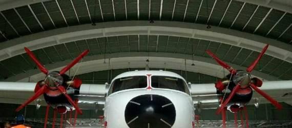 Percepat Proses Sertifikasi PT DI Bakal Luncurkan Purwa Rupa Kedua Pesawat N219