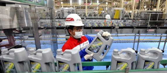 Pelumas Mesin Buatan Indonesia Bakal Dipasarkan Sampai Ke Sydney, Australia
