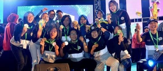 Ajang Pekan Ilmiah Mahasiswa Nasional 2017 Usai, Inilah Kampus yang Jadi Juara Umum!