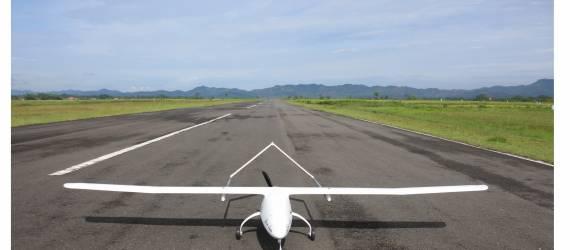 Drone Buatan Anak Bangsa Siap Menjaga Indonesia Dari Udara