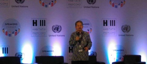Menikmati Gempita PrepCom 3 UN Habitat III di Kota Pahlawan
