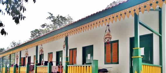 Pulau Bidadari Telah Di Renovasi Dengan Nuansa Jakarta Tempo Dulu