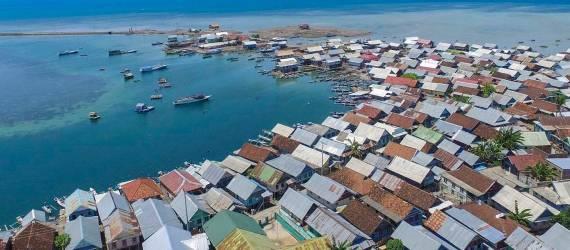 Pulau Terpadat itu Ada di Indonesia