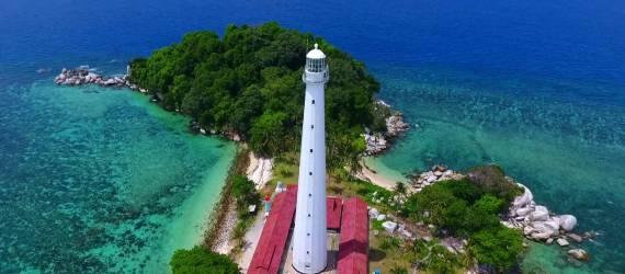 Mercusuar Tua dan Daya Tarik Wisata Pulau Lengkuas