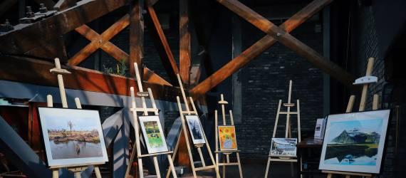 Pelukis Asal Indonesia raih Penghargaan Internasional di Yordania