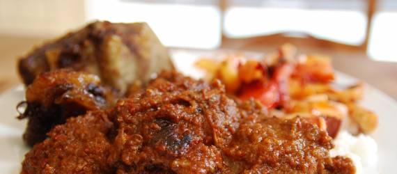 Rendang, Makanan Penuh Cinta Dari Tanah Minang Untuk Para Pejuang