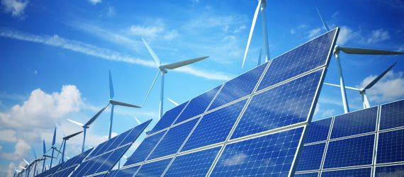 China, Japan, Russia, & South Korea Plan Renewable Energy Super Grid