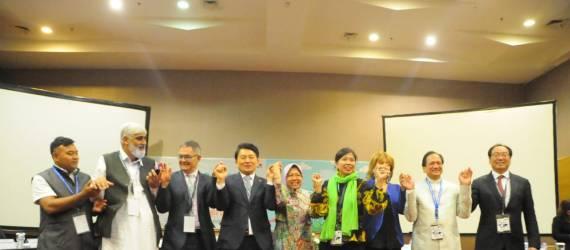 Tri Rismaharini Terpilih Menjadi Presiden Asosiasi Pemerintah Kota se-Asia Pasifik