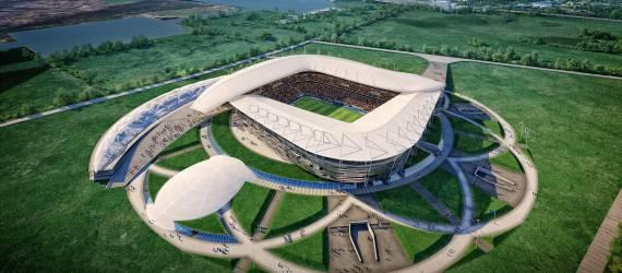 """[Foto] Seperti Ini """"Stadion"""" Ala Kearifan Lokal di Beberapa Negara di Dunia"""