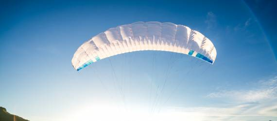 Dua Atlet Paralayang Raih Juara Dunia di Turki