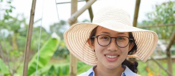 Samantha Gunawan, Petani Perempuan Milineal