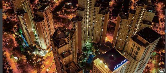 Anda Wajib Melihat Foto-foto Surabaya dari Udara ini
