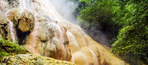 Destinasi di Lereng Selatan Gunung Slamet