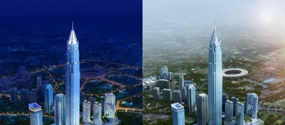 Mengenal 10 Gedung Tertinggi di Indonesia