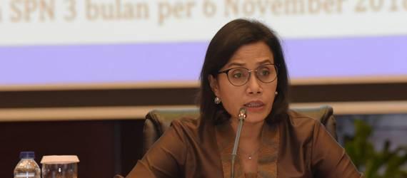 Kembali, Sri Mulyani dalam Jajaran 100 Perempuan Paling Berpengaruh di Dunia 2018!