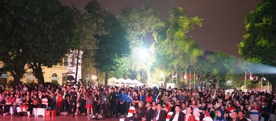 Konser Perayaan 63 Tahun Hubungan Indonesia-Vietnam