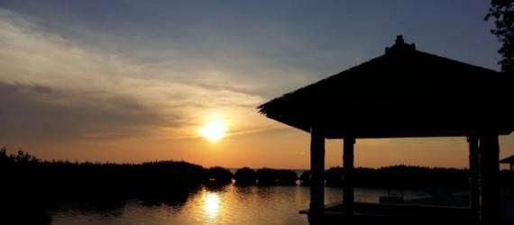 Pulau Royal Di Sebut Sebagai Kampung Sunset Di Kepulauan Seribu