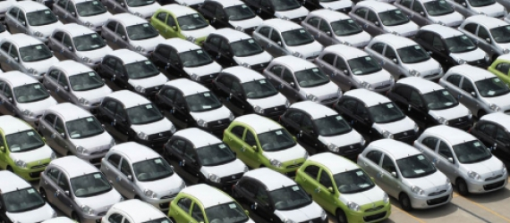 Surprise, surprise. Indonesia in top five car exporters
