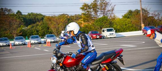 2 Anak Bangsa Raih Juara pada Ajang Safety Riding di Jepang