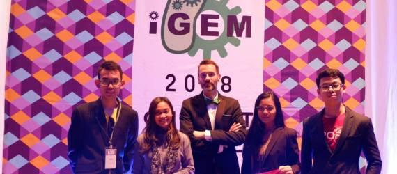 Inovasi Bakteri Bawa UI Berprestasi di Luar Negeri