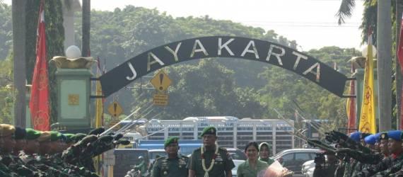 TNI dan Mahasiswa Siap Jadi Garda Terdepan Menjaga Keutuhan NKRI