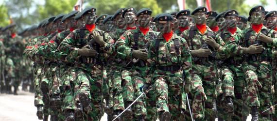 Indonesia Segera Penuhi Target 4.000 Pasukan Perdamaian PBB
