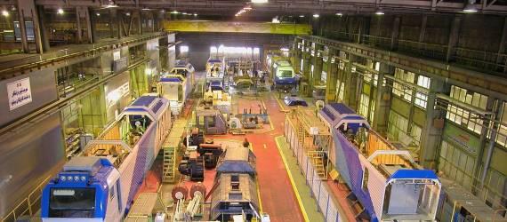 Perusahaan Swiss Bangun Pabrik Kereta Bareng PT INKA