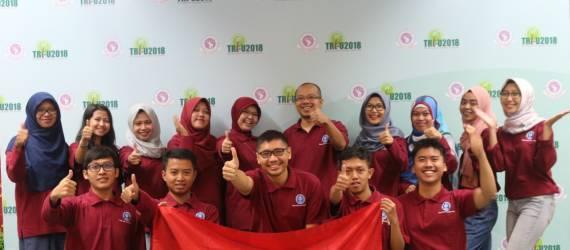 Ini Dia 6 Mahasiswa IPB yang Berhasil Sabet Prestasi dalam Kompetisi Internasional Tri-U