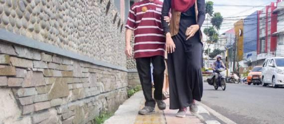 Aplikasi Karya Bandung, Solusi Panduan Jalan Bagi Tunanetra