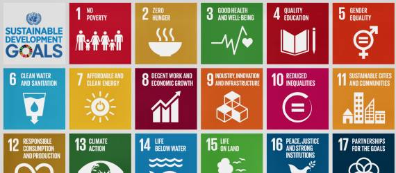 Skor Keseluruhan Sustainable Development Goals (SDG) Negara Asia Tenggara
