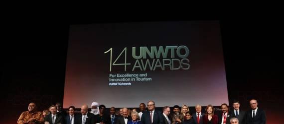 Dua Wakil Indonesia Raih Penghargaan di Ajang UNWTO 2018
