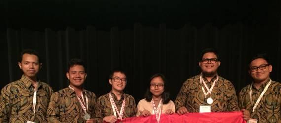 Pelajar SMA Menoreh Prestasi Dalam Ajang Kompetisi Geografi Dunia
