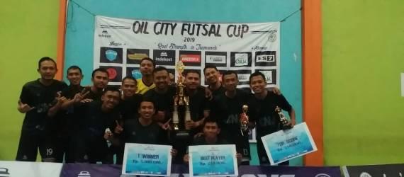 INDEKOST, Aplikasi Anak Kost Dukung Turnamen Futsal di Yogyakarta