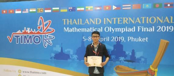 Revaldi Kurnia, Juara Dunia Olimpiade Matematika dari Sumedang