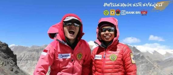 Ayo Dukung! Dua Mahasiswi UNPAR Sudah Di Tahap Akhir Pendakian Puncak Everest