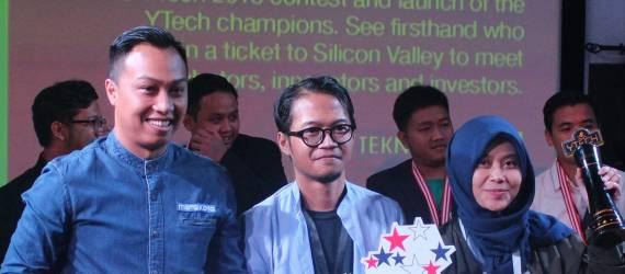 Aplikasi Matakota Asal Surabaya Jadi Pemenang Program YTech, Bakal ke Silicon Valley